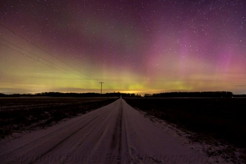 Aurora Forecast Photo